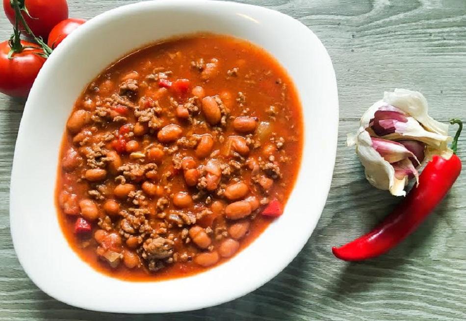 Chili Con Carne easy way