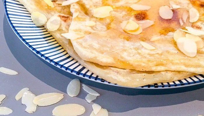 Marokkaanse pannenkoek